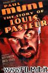poster del film the story of louis pasteur