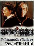 poster del film il colonnello chabert