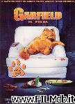 poster del film garfield - il film