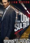 poster del film l'uomo sul treno - the commuter