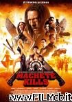 poster del film machete kills
