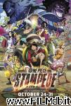 poster del film One Piece: Stampede