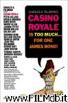 poster del film james bond 007 - casino royale