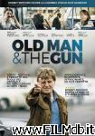 poster del film old man and the gun