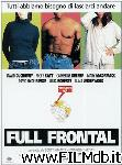 poster del film full frontal