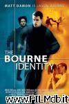 poster del film the bourne identity
