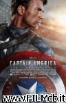poster del film captain america - il primo vendicatore