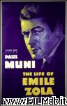 poster del film the life of emile zola