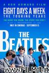 poster del film the beatles: eight days a week - the touring years