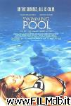 poster del film swimming pool