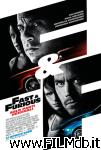 poster del film fast and furious - solo parti originali