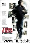 poster del film la regola del silenzio - the company you keep