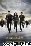 poster del film the twilight saga: breaking dawn - parte 2