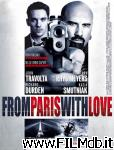 poster del film from paris with love