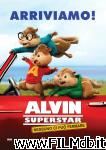 poster del film alvin and the chipmunks: the road chip