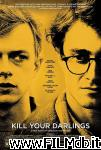 poster del film giovani ribelli - kill your darlings