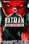 poster del film batman: under the red hood [filmTV]