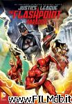 poster del film justice league: the flashpoint paradox [filmTV]