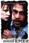 poster del film Too Young to Die? [filmTV]