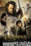 poster del film the lord of the rings: the return of the king