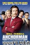 poster del film anchorman - la leggenda di ron burgundy
