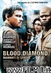 poster del film blood diamond: diamanti di sangue