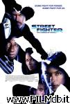 poster del film street fighter - la leggenda