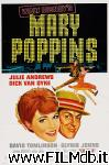 poster del film mary poppins