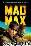 poster del film mad max: fury road
