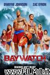 poster del film baywatch
