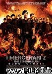 poster del film the expendables 2
