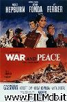 poster del film war and peace