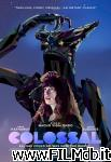poster del film colossal
