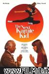 poster del film karate kid 4