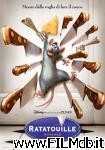 poster del film ratatouille