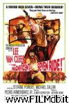 poster del film the magnificent seven ride!