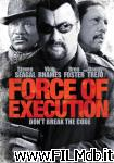 poster del film force of execution