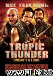 poster del film tropic thunder