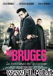 poster del film in bruges - la coscienza dell'assassino