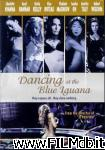 poster del film dancing at the blue iguana