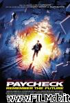 poster del film paycheck