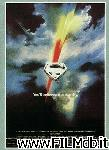 poster del film superman