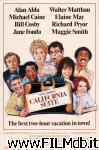 poster del film california suite