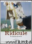poster del film ridicule