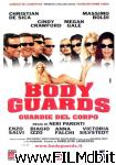 poster del film body guards - guardie del corpo