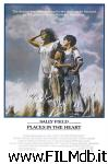 poster del film places in the heart