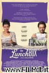 poster del film lunchbox