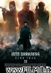 poster del film into darkness - star trek