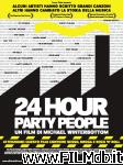 poster del film 24 hour party people