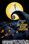 poster del film Nightmare Before Christmas